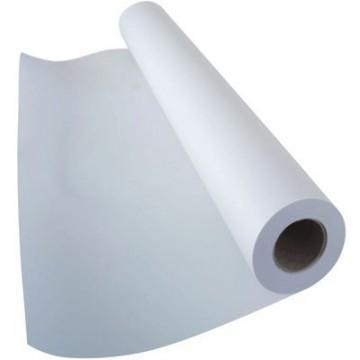 Rola za ploter 80g 914mm/50m Fornax nepremazani extra bijeli