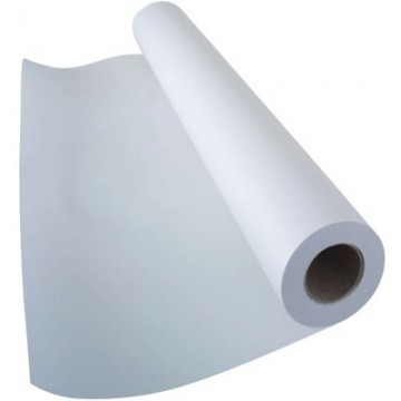 Rola za ploter 1067x50m 90g Fornax nepremazani extra bijeli