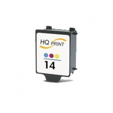 Tinta HP C5010DE tobojna/tricolor zmijenska