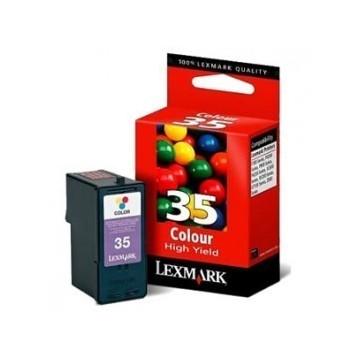 Tinta Lexmark no. 35 / 18C0035E trobojna/tricolour zamijenska