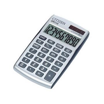 Kalkulator komercijalni 10mjesta Citizen CPC-110 blister