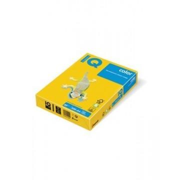 Papir A4 fotokopirni 80g IQ color intenziv IG50 Mustard 500/1