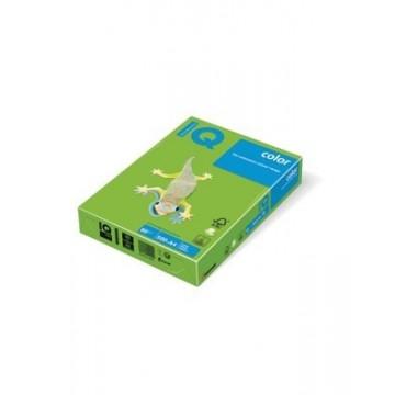 Papir A4 fotokopirni 80g IQ color intenziv MA42 Spring Green 500/1