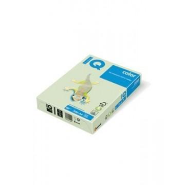 Papir A4 fotokopirni 80g IQ color pastel GN27 Green  500/1