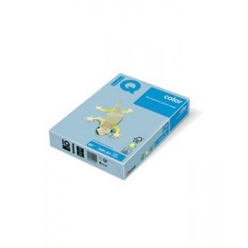Papir A4 fotokopirni 80g IQ color pastel OBL70 Iceblue 500/1