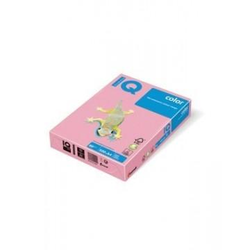Papir A4 fotokopirni 80g IQ color pastel OPI74 Flamingo 500/1