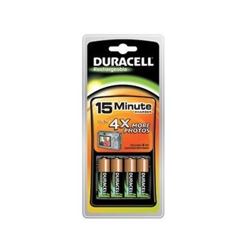 Duracell punjač baterija CEF15