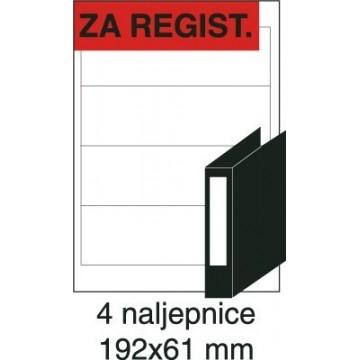 Etikete laser 192x61 100/1...
