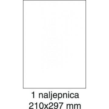 Etikete laser 210x297 100/1...