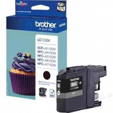 Tinta Brother LC-123 BK crna/black original