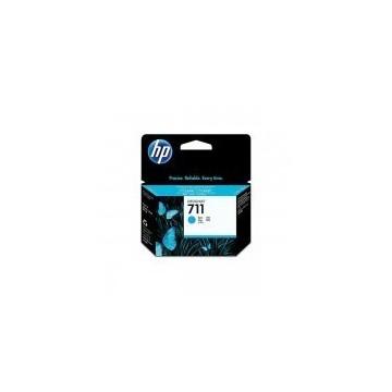 Tinta HP CZ129A 711 crna/black original