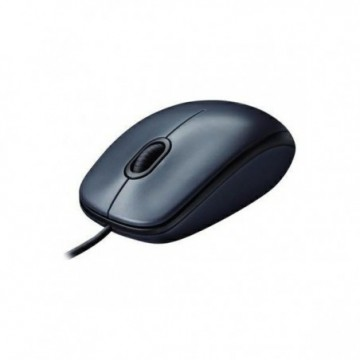 Miš LOGITECH M100 Dark - USB
