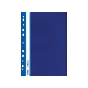 Fascikl  euro mehanika A4 uložni Donau plavi