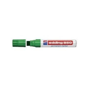 Marker permanentni 5-16mm Edding 850 zeleni