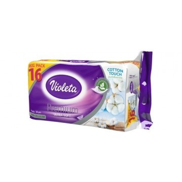 Wc papir Violeta premium 10/1 lavanda