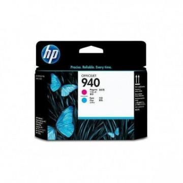 Tinta HP C4901A Magenta and Cyan Printhead No.940