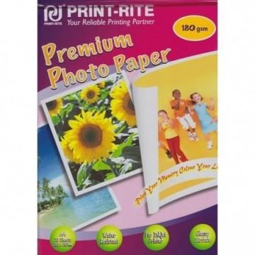 Papir PRINT RITE A4 180g/m2 Premium Photo Paper 20 listova
