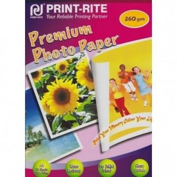 Papir PRINT RITE A4 260g/m2 Premium Photo Paper 20 listova