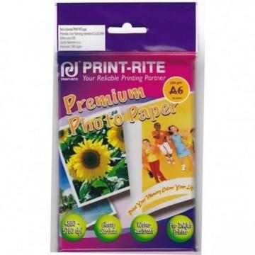 Papir PRINT RITE A6 200g/m2 Premium Photo Paper 20 listova