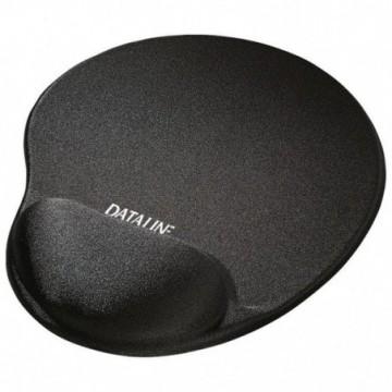 Podloga za miša ergonomska-gel Dataline crna