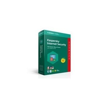 Kaspersky Internet Security 3D 1Y renewal obnova licence za 3 računala godinu dana