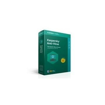 Kaspersky Anti-Virus 1D 1Y renewal obnova licenece za jedno računalo godinu dana