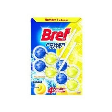 Bref Wc power aktiv Lemon 3/1