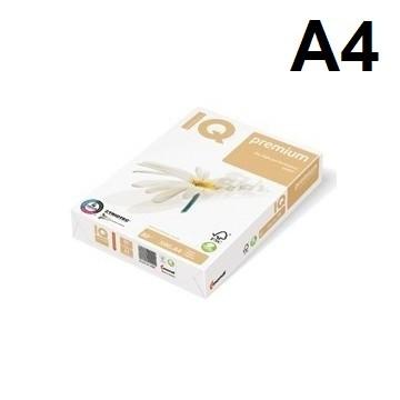 Papir A4 fotokopirni 80g IQ...