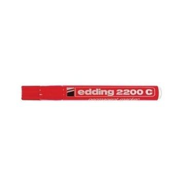 Marker permanentni 1-5mm Edding 2200 crveni