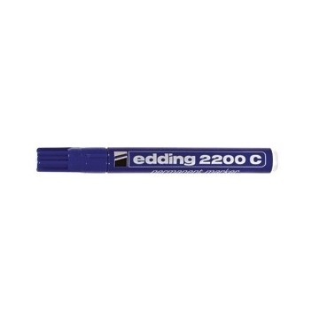 Marker permanentni 1-5mm Edding 2200 plavi