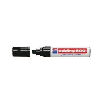 Marker permanentni 4-12mm Edding 800 crni