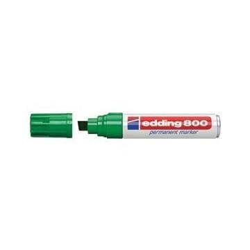 Marker permanentni 4-12mm Edding 800 zeleni