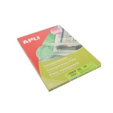 Folija za grafoskop A4 100/1 (za laserske printere i kopirke)