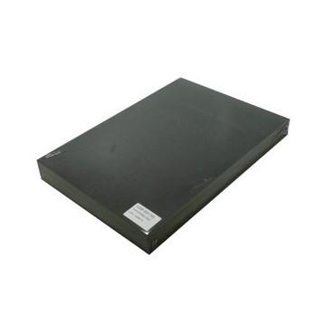 Korice za spiralni uvez A4 250g reljefni karton 100/1 crne