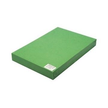Korice za spiralni uvez A4 250g reljefni karton 100/1 zelene