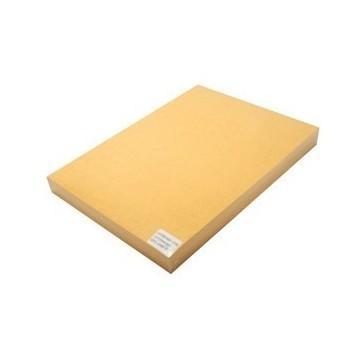 Korice za spiralni uvez A4 250g reljefni karton 100/1 žute
