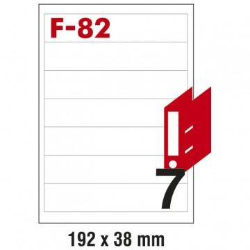 Etikete laser 192x38 100/1...