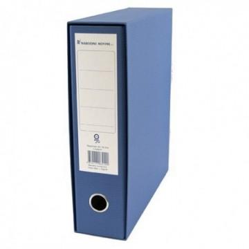 Registrator NN A4 široki plavi