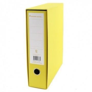 Registrator NN A4 široki žuti