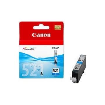 Tinta Canon CLI-520 C plava/cyan original