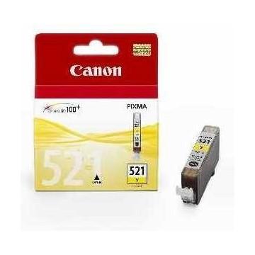 Tinta Canon CLI-520 Y žuta/yellow original