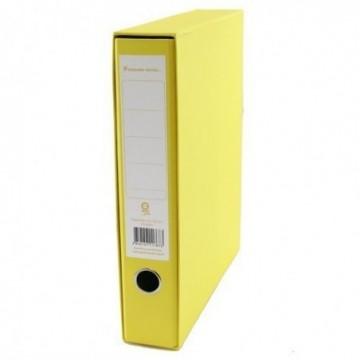 Registrator NN A4 uski žuti
