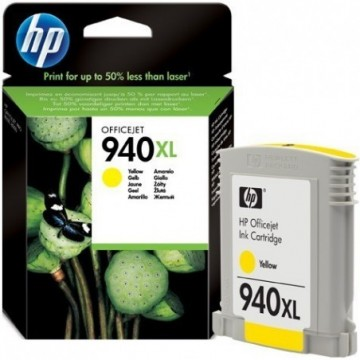 Tinta HP C4909AE Y...