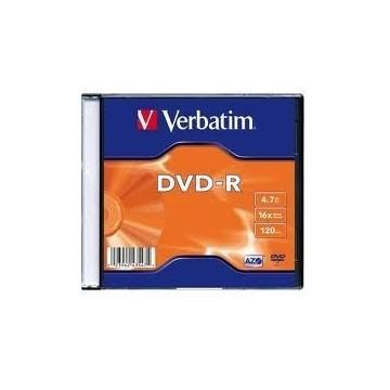 DVD-R Verbatim 4,7 GB  1/1