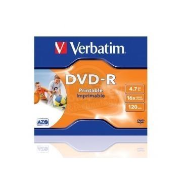 DVD-R Verbatim Printabilni...