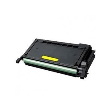 Toner Samsung CLP-Y660B Y...